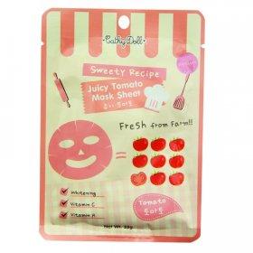 Sweety - Juicy Tomato Mask Mask 25gr)