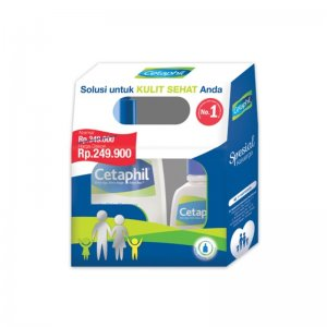 Cetaphil Familiy Pack (500ml + 125ml)