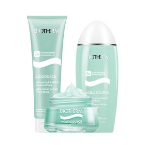 Biotherm - Aquasource Hydra-mineral- Lotion Toning Water Zinc